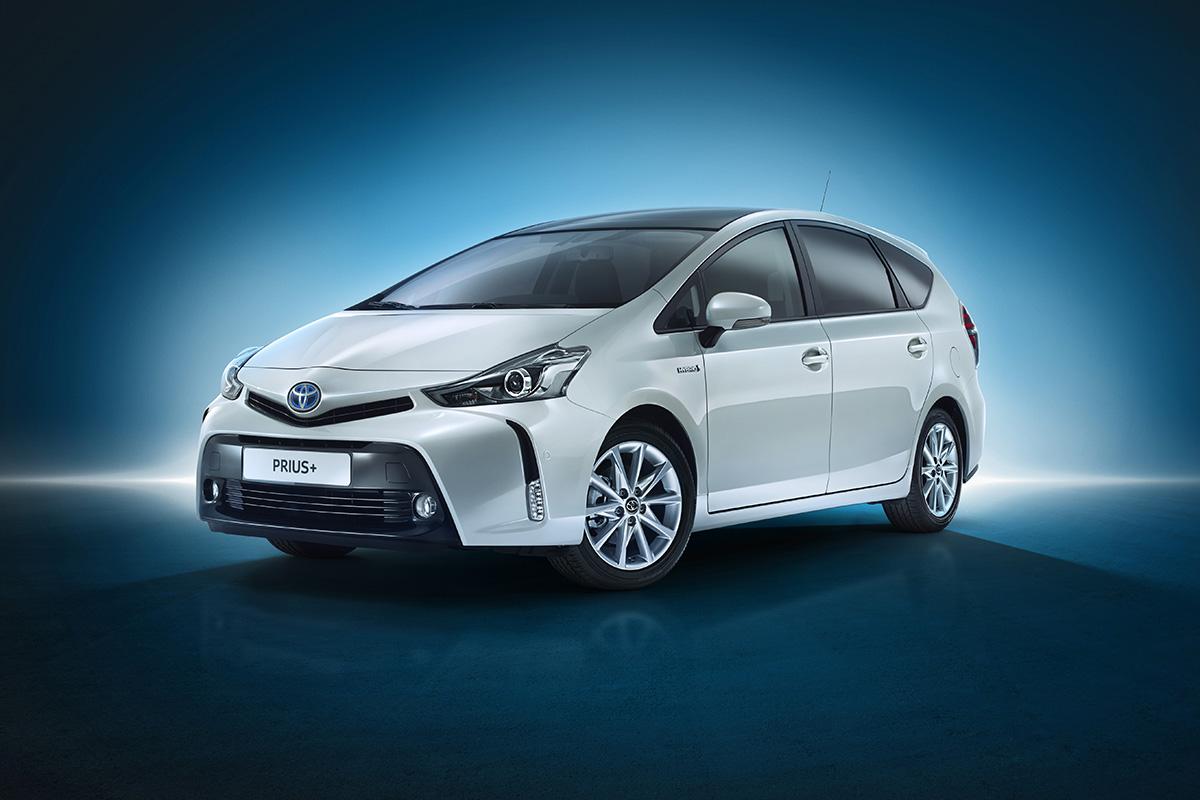 Toyota Belgium Tien Tegen Een Dat Je Ook Hybride Rijdt