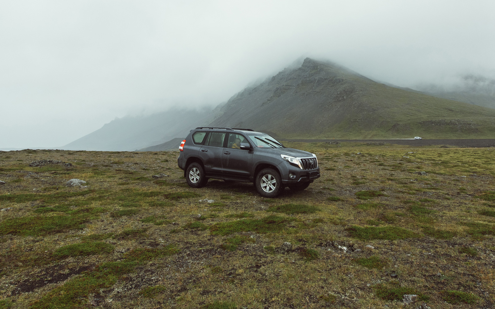 Met de Toyota Land Cruiser door IJsland: a love affair