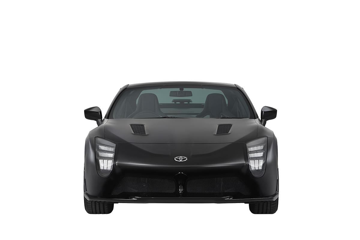 Toyota GR HV SPORTS concept: de hybride sportsensatie