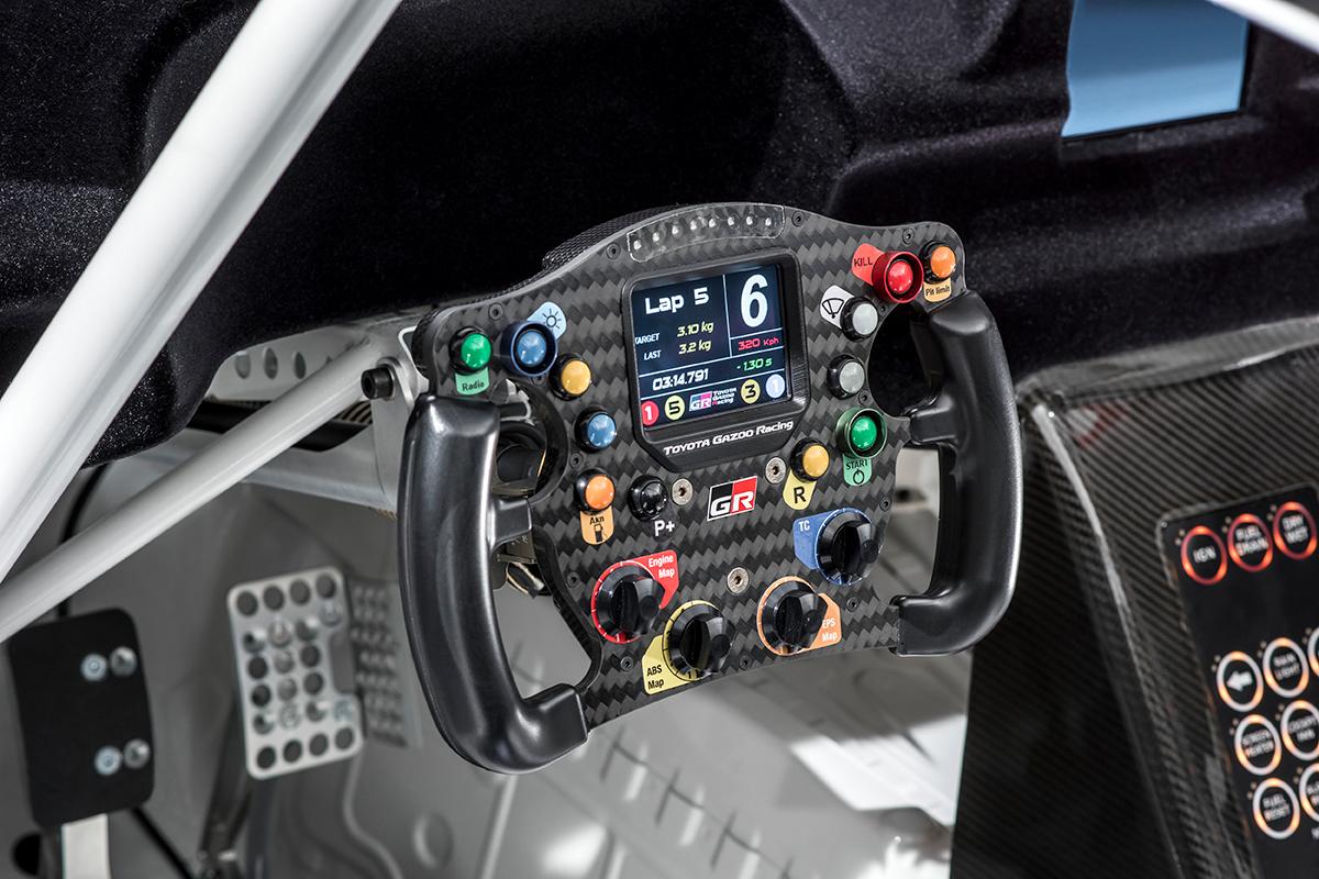Le Toyota GR Supra Racing Concept marque le retour de la légendaire voiture de sport, inscrite dans l'histoire de la marque.