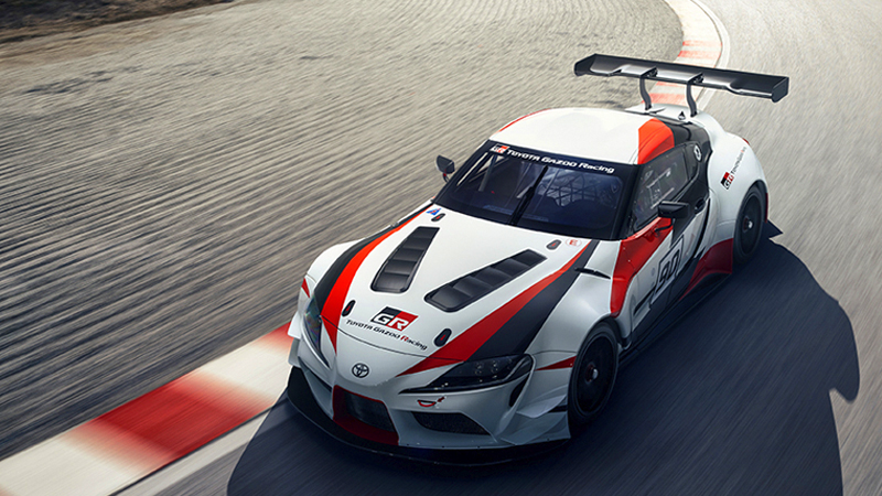 De Toyota Supra is te zien in de videogames Gran Turismo en in de eerste film van The Fast and the Furious.