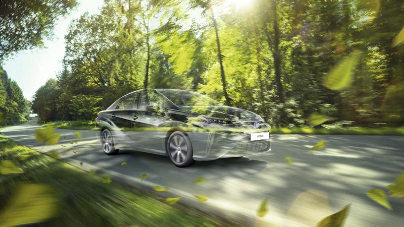 Test Achats qualifie les véhicules Toyota de fiables, et Newsweek sait qu'aujourd'hui, ils sont aussi durables que possible.
