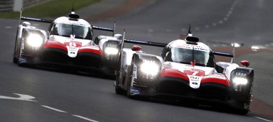 Avec Toyota dans les coulisses des 24Heures du Mans 2018