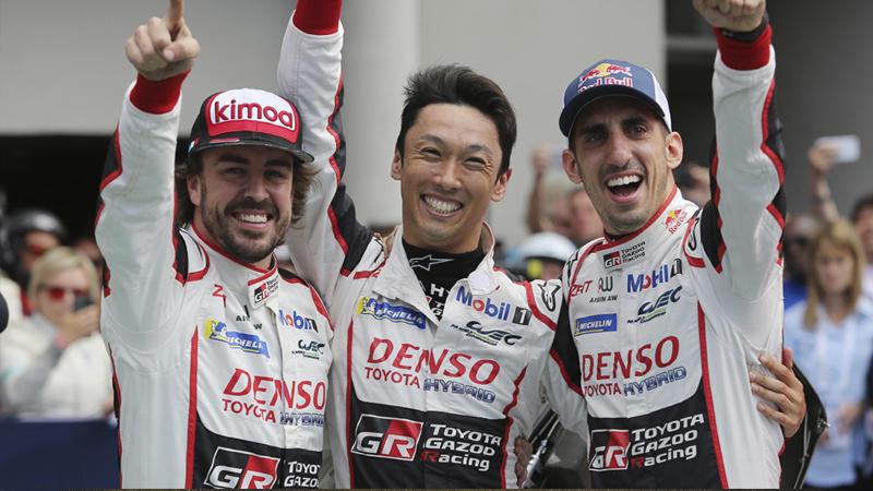 Avec Toyota dans les coulisses des 24 Heures du Mans 2018