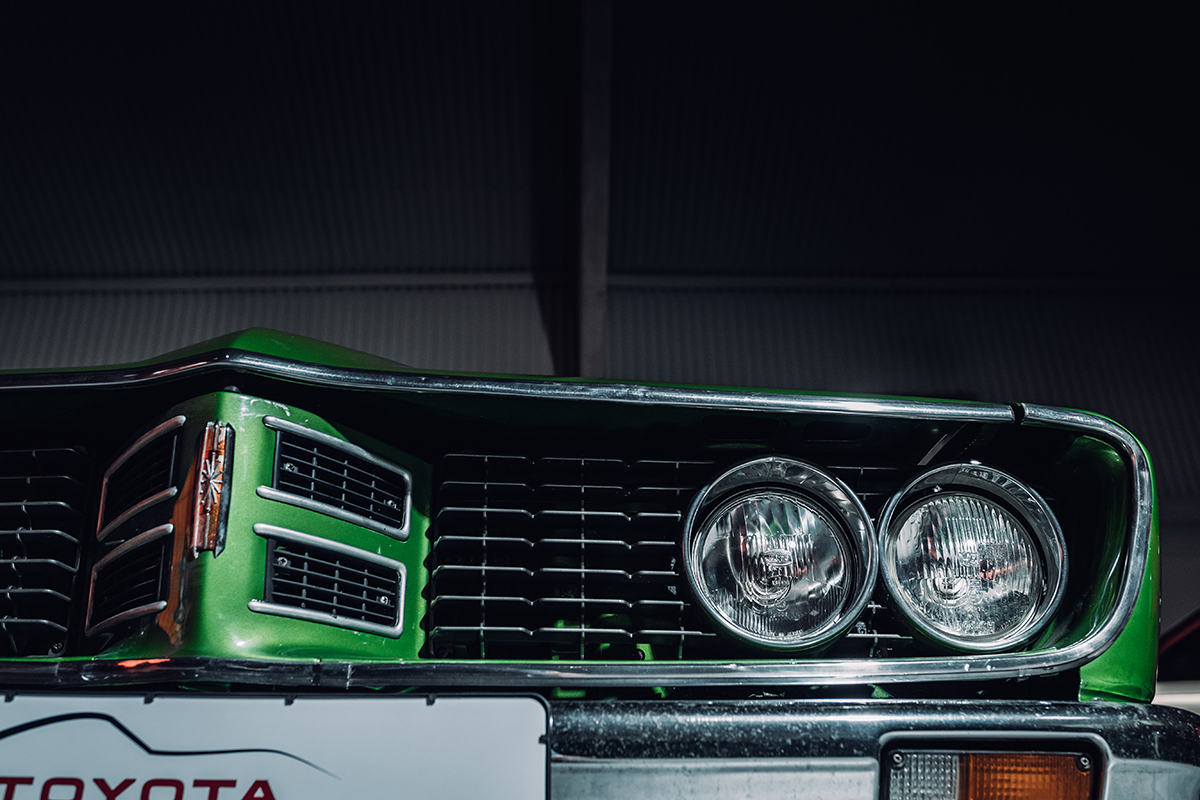 In Toyota Collection, een gloednieuw museum in Keulen, ontdek je een unieke verzameling historische Toyota's en racewagens van TMG.